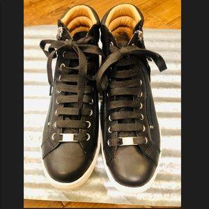 UGG Olive High Top Sneaker